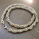 Stainless 316L Necklace 600mm Chain